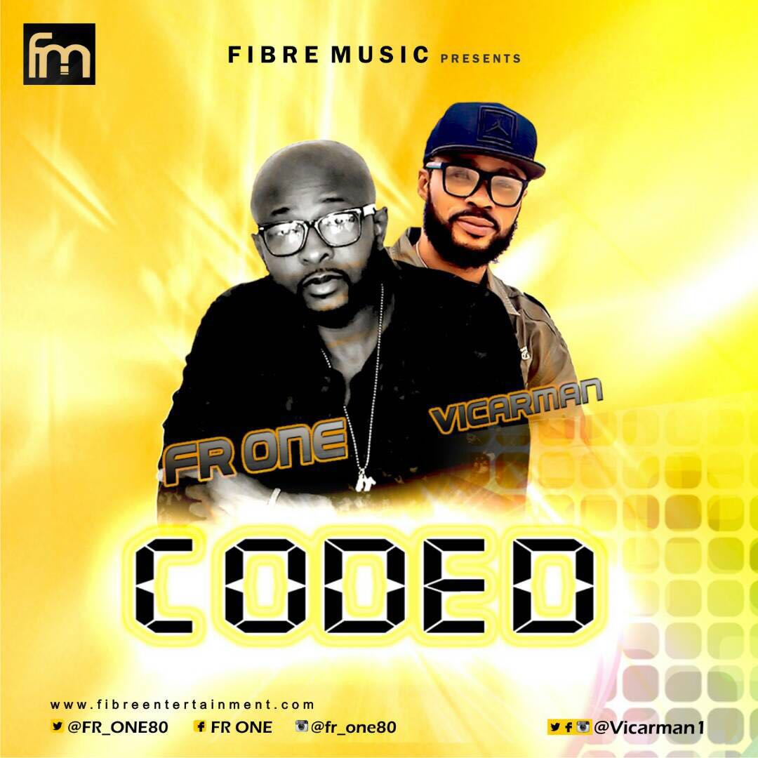 "FR ONE ""CODED"" Ft Vicarman 