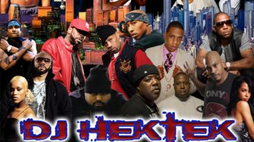 DJ Hektek – 2000 Hip Hop R&B Mixtape Vol.1